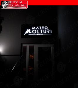 Centrum Reklamowe naklejki LED witraż semafor reklama Poznań Przeźmierowo szyldy kasetony tablice