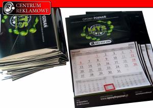 Kalendarze na nowy rok drukarnia Poznań Przeźmierowo