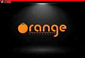Logo Restauracja Orange