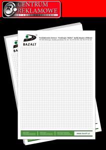 NOTESY A4 -bazalt