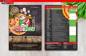 Neo Pizza A5 Demo