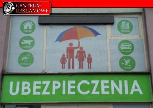 Szyldy Oklejanie okien Poznań Przeźmierowo