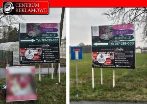Szyldy Reklama Poznań Przeźmierowo