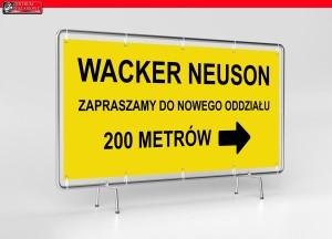 Wacker-Baner