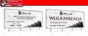baner powlekane siatki powlekane laminowane mocne Przeźmierowo Poznań