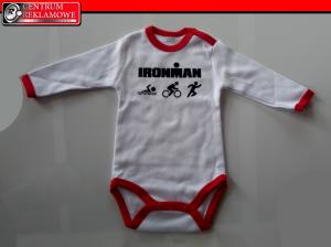 body dziecięce odzież sportowa z nadrukiem reklamowa koszulki kurtki bluzy Przeźmierowo