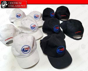 czapki z nadrukiem, haft, odzież z nadrukiem, REKLAMA Przeźmierowo