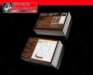 drukrnia nowoczesne wizytówki