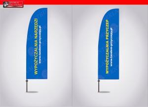 flagi reklamowe Przeźmierowo