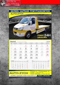 kalendarze na nowy rok Przeźmierowo