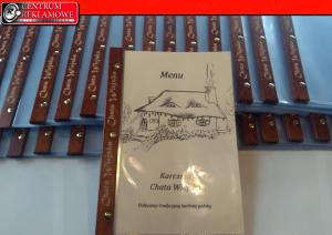 karty menu Przeźmierowo Pasaż CENTRUM