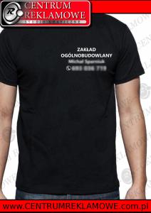 koszulki z nadrukiem Poznań