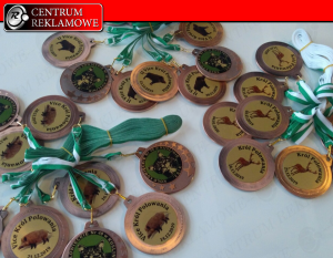 medale, statuetki