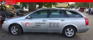 oklejanie aut Palędzie Rokietnica Centrum Reklamowe
