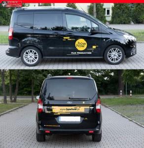 oklejanie pojazdów, oklejanie aut Poznań Przeźmierowo REKLAMA POZNAŃ