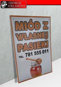 płyta pcv, szyld, reklama, pleksi