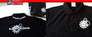 polo t-shirt nadruki Przeźmierowo odzież