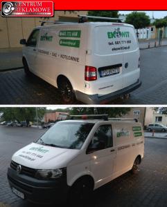 reklama na samochodzie Przeźmierowo Poznań