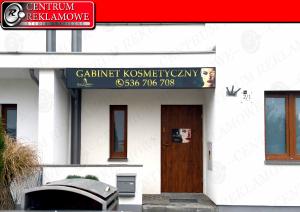 reklamy zewnętrzen Przeźmierowo Poznań