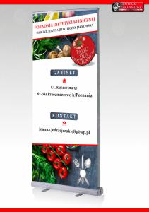 rollup reklama Przeźmierowo Poznań