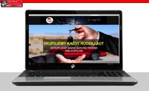 skup aut nowoczesne strony internetowe przeźmierowo Centrum Reklamowe Pasaż ul. Rynkowa