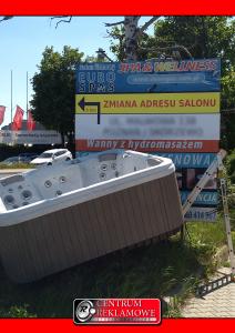 szyldy tablice reklamowe poznan