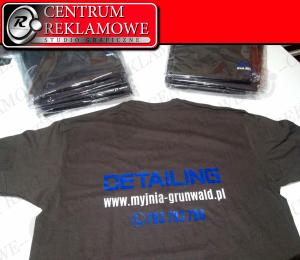 t-shirt koszulki z nadrukiem odzież reklamowa Rokietnica Poznań Tarnowo Podgórne