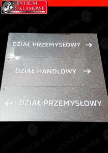 tablice informacyjne Przeźmierowo CENTRUM REKLAMOWE