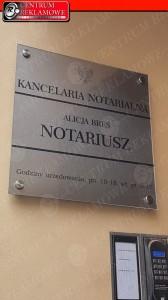 tablice informacyne Poznań