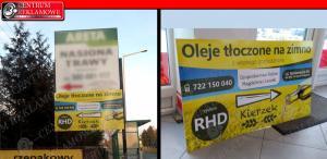 tablice reklamowe Przeźmierowo Poznań