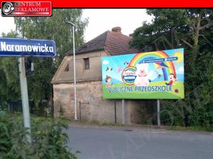 tablice reklamowe reklamy montaż banerów Poznań Przeźmierowo Kikrz Rokietnica Tarnowo Podgórne