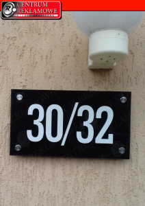 tabliczki na dom Poznań Przeźmierowo