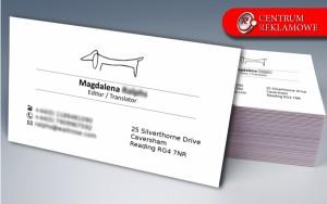 wizytówki przeżmierowo magdalena