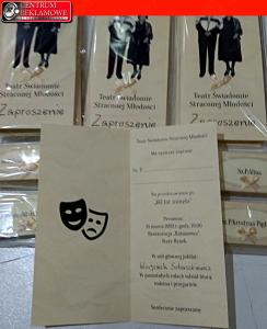zaproszenia Przeźmierowo Poznań