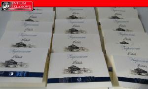 zaproszenia firmowe kartki dla firm Poznań Przeźmierowo Centrum Reklamowe